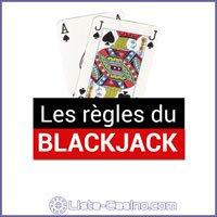 Règles du blackjack français des casinos en ligne